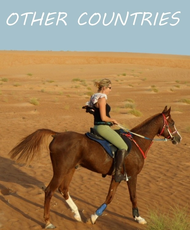 worldwide horse riding vacation