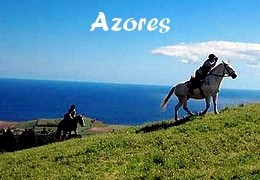 azores equestrian holiday