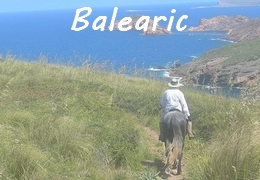 Balearic equestrian holiday