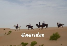 United Arab Emirates horseback riding
