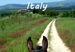 equetrian vacation in Italy