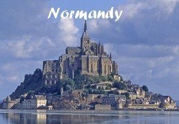 Normandy horseback riding