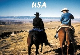 horseback riding holiday USA