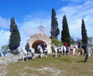 provence horse riding
