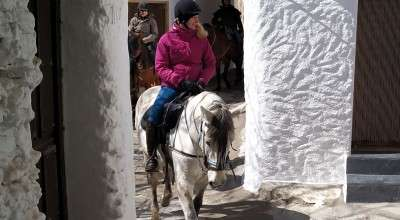 horse riding holiday in Spain