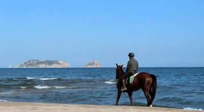 horseback trail ride in spain