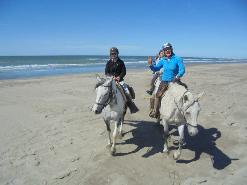 Horse riding vacation in Camargue