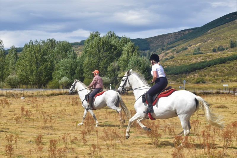 equestrian vacation in Spain