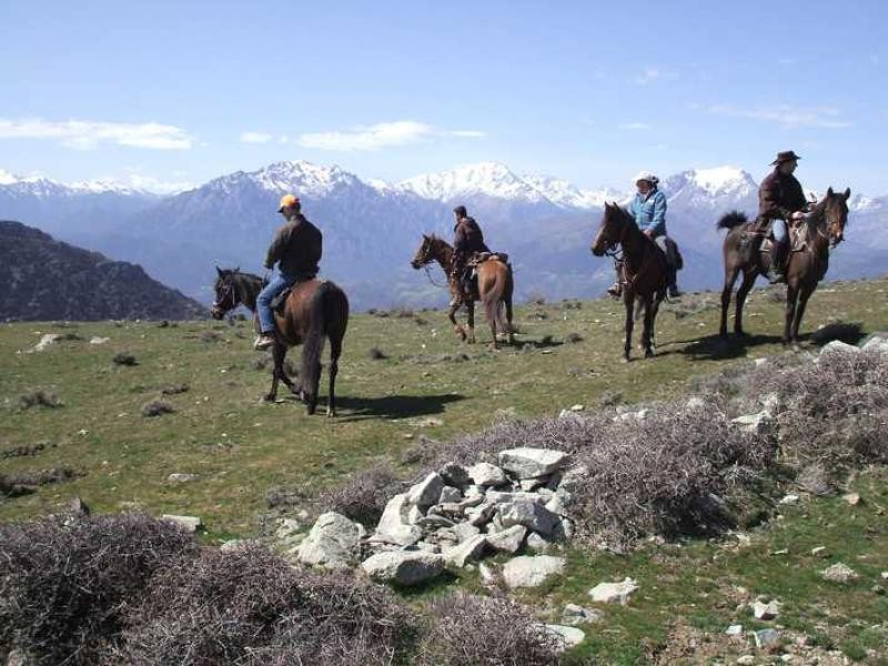 France horse riding holiday
