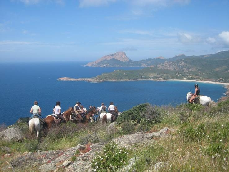 France equestrian holiday